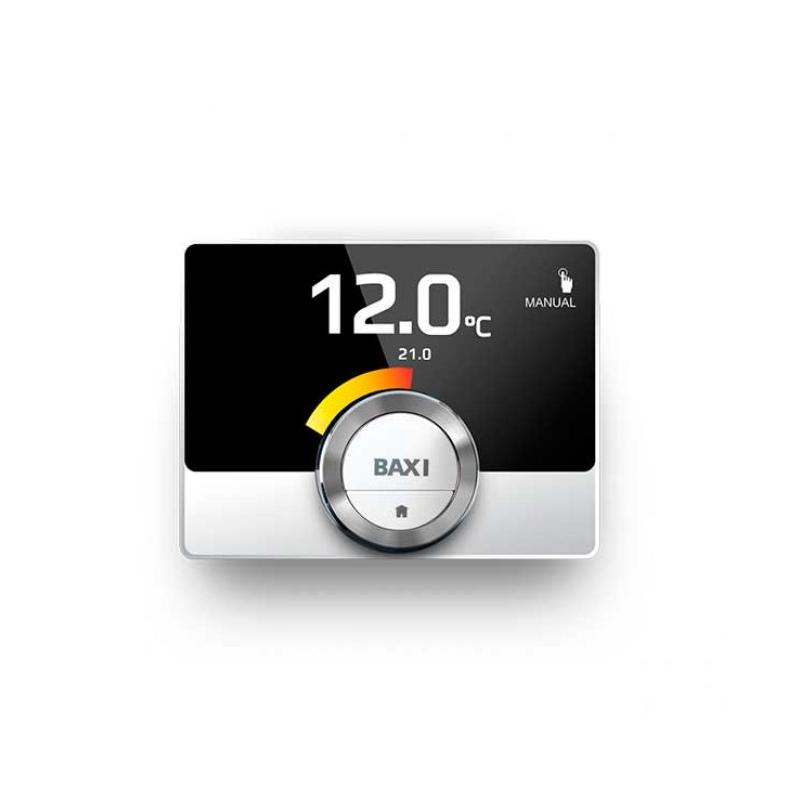 Termostato wifi baxi txm 10c heatconnect for Baxi termostato ambiente