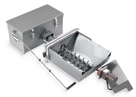 cenicero compresor para caldera Domusa Bioclass NG 25