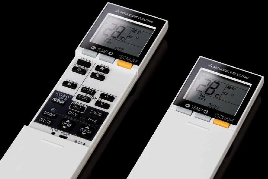 control remoto mitsubishi msz-ef25ve