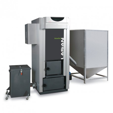 CALDERA DE BIOMASA LASIAN BIOSELECT PLUS 30