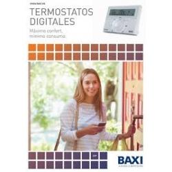 TERMOSTATO INALABRICO BAXI MODELO RX-1200
